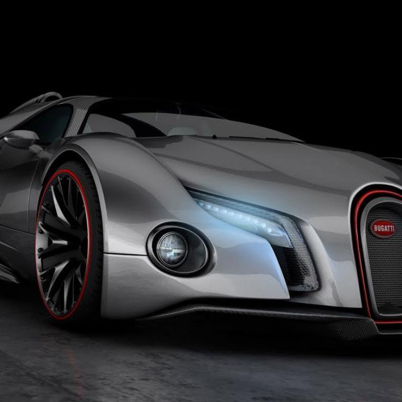 Bugatti Chiron Price: New Bugatti Beats Veyron In Top Speed And Pricetag